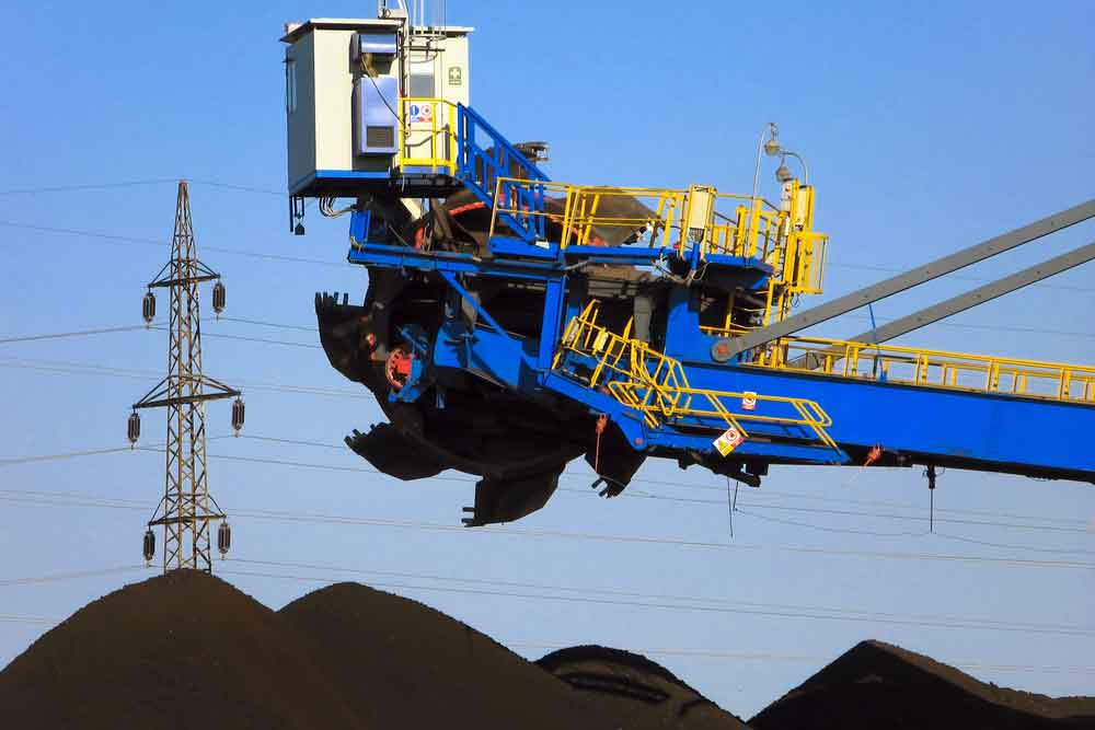Bluegum Asset Advisory - coal loader