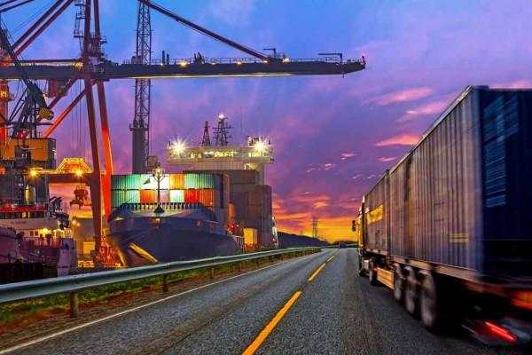 Bluegum Asset Advisory - shipping terminal